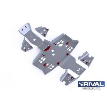 Защита днища для ATV HONDA TRX 420/500 IRS 2015- Rival 444.2110.1