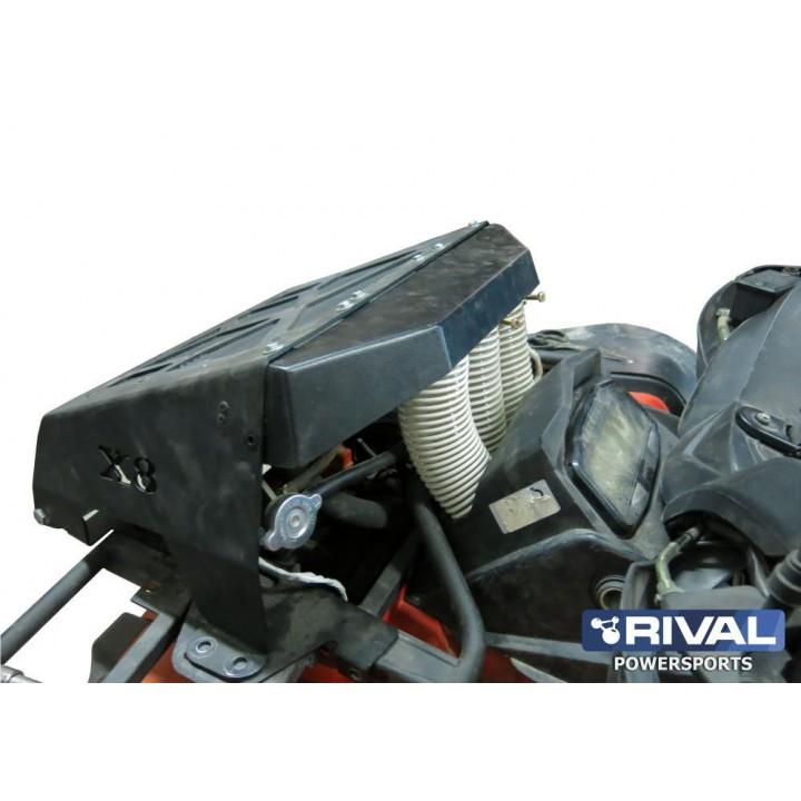 Комплект шноркелей CF X8 2012- Rival 444.6853.1