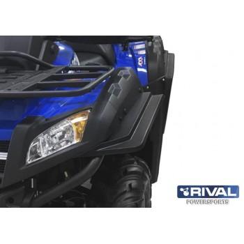 Расширители арок CF X8 2012- Rival S.0032.1