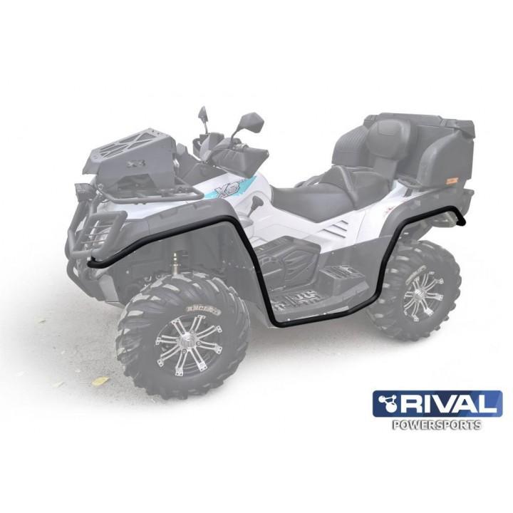 Защита боковая CF X8 2012- Rival 444.6861.1