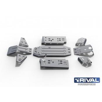 Защита днища для ATV CF X6/X5 2011- Rival 444.6810.2
