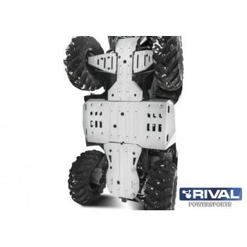 Защита днища для ATV CF Х8 Н.О. (2018-), X10 (2019-) 2018- Rival 444.6884.1
