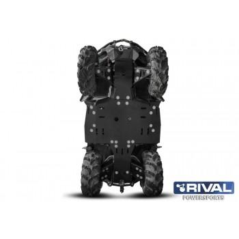 Защита днища для ATV CF X5 H.O.(2015-), X6 (2019-) 2015- Rival K.6846.1