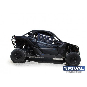 Двери UTV BRP Maverick X3 (Turbo R, X DS Turbo R, X RS Turbo R) 2016- Rival 444.7247.1
