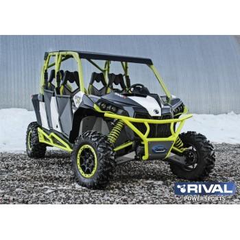 Защита арок BRP Maverick 1000 / DS / MAX / Turbo 2013- Rival 444.7227.1
