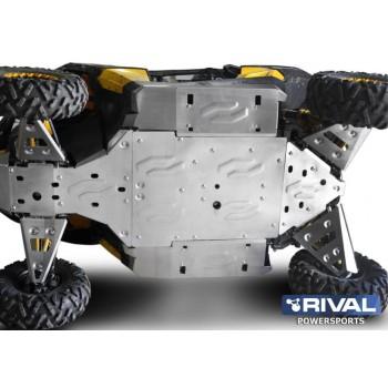 Защита днища для SSV BRP Maverick 2011-2014 Rival 444.7207.2