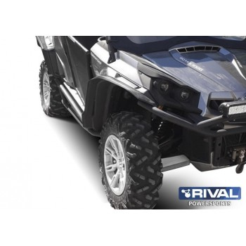 Расширители арок BRP Commander 1000 2011-2014 Rival S.0035.1