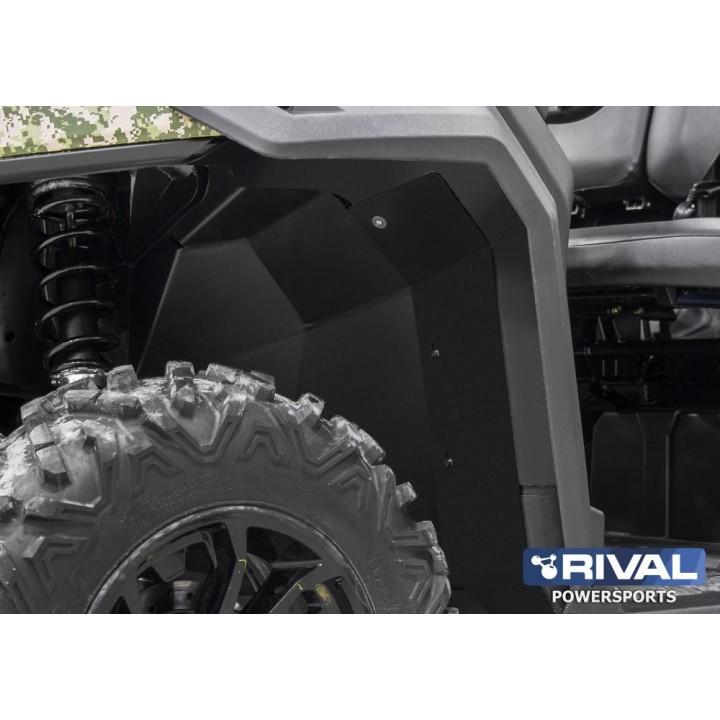 Защита арок BRP Defender  2016-2019 Rival 444.7279.1