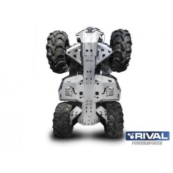 Защита днища для ATV BRP Renegade G2 2017-2018 Rival 444.7261.1