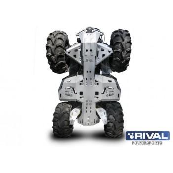 Защита днища для ATV BRP Renegade G2  2013-2016 Rival 444.7221.1