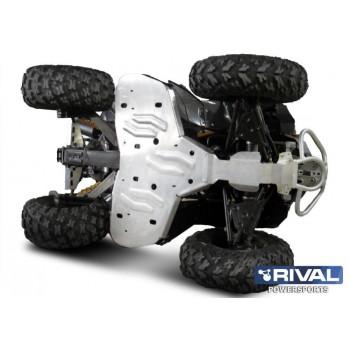 Защита днища для ATV BRP Renegade G1  2011-2012 Rival 444.7201.1