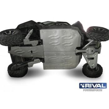 Защита днища для SSV ARCTIC CAT WILDCAT 1000 2011-2014 Rival 444.7310.1