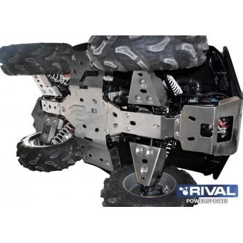 Защита днища для UTV ARCTIC CAT Prowler 700 XTX  2010- Rival 444.7303.1