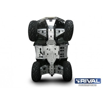 Защита днища для ATV ARCTIC CAT 1000/700/550/500 i/XT/Ltd 2011-2015 Rival 444.7312.1