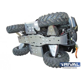 Защита днища для ATV APACHE 400 2012- Rival 444.6712.2