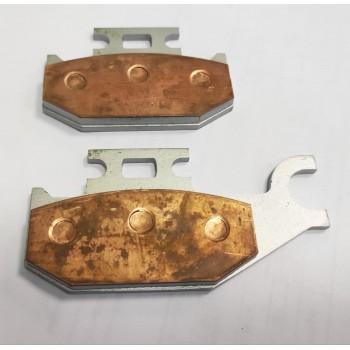 Медные тормозные колодки передние левые /задние Can-Am G1 705600349 /705600398 /FA307M