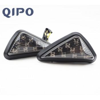 Комплект светодиодных поворотников для квадроцикла, мотоцикла, UTV 1K24