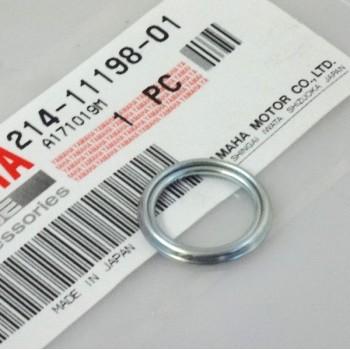 Кольцо уплотнительное сливной пробки Yamaha 214-11198-01-00