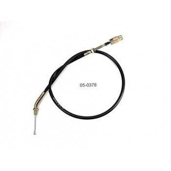 Трос ручного тормоза квадроцикла Yamaha YFM 550/700 F/FG/FGP Black Vinyl Rear Hand Brake 3B4-26341-00-00 /70-5378 /45-4068 MotionPro 05-0378