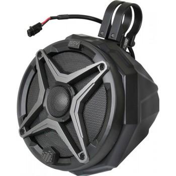 Музыкальная акустическая система 750Ватт для крепления на трубу UTV /SSV SSV WORKS US2-C65A/200A /63-5964