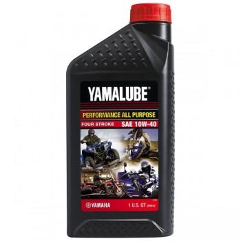 Оригинальное моторное масло 10W40 Yamalube 940мл LUB-10W40-AP-12