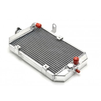 Алюминиевый радиатор  для Yamaha Raptor 660 YFM660R 2002-2005 5LP-12461-00-00, 5LP-12461-10-00 / RA660CA