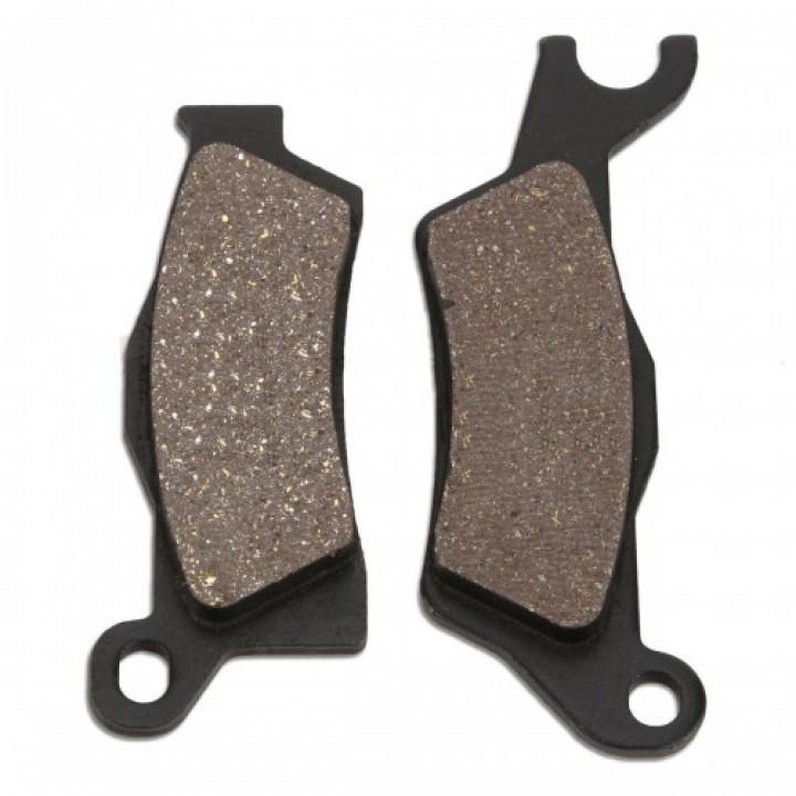 Тормозные колодки квадроцикла передние/задние правые BRP/CanAm G2 Outlander /Renegade 705601014 /715900249 /FA617