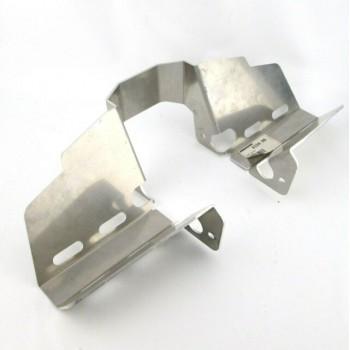 Оригинальная алюминиевая защита задних рычагов и редуктора Can-Am G1 Outlander 06-12 715000285