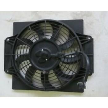 Вентилятор в сборе Can-Am Quest /Traxter 709200112