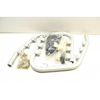 Комплект подножек с сетками для Can-Am DS650 715000171
