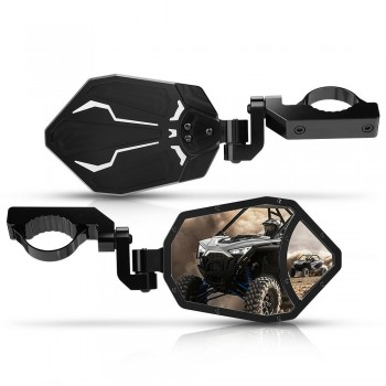 Зеркала заднего вида Polaris CanAm Maverick X3 Kemimoto Premium FTVMI039