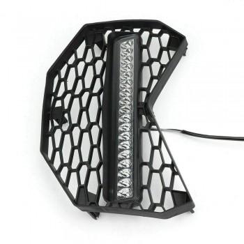 Решетка радиатора с диодной лампой для Can-Am Maverick X3 Kemimoto GR97