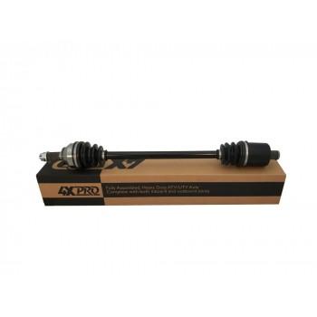 Усиленная передняя полуось в сборе Polaris RZR XP Turbo /RZR 1000 1333420, 1333434, 1333123, 1333283, 1333942, 1334273, 201-360F-01B.001, 201-340F-01B.001, AB6-PO-8-320, AB6-PO-8-323, AB6-PO-8-332, HLSSA-RZR1-F