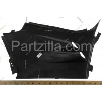 Боковина бака правая сторона Yamaha Grizzly 450 5ND-F1721-00-00