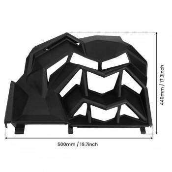 Пластиковая защита радиатора Can-Am Maverick X3 Kemimoto B0111-03001BK