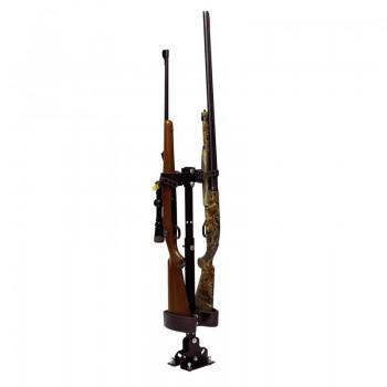 Крепление ружейное в пол для 2-х шт. Kolpin 20073 UTV Gun Mount