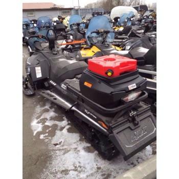 Кофр 57л для снегоходов BRP /Ski-Doo /LYNX Skandic /Expedition /YETI /Tundra WT /ARMY /XTRIM Commander 860200395 ГКА GKA№2