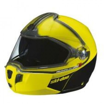 Шлем Modular 3 X-Team Rush 3XL желтый Ski-Doo 4482281696