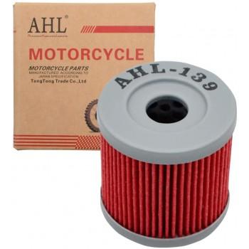 Масляный фильтр мотоцикла /квадроцикла Arctic Cat 3470-008 /Kawasaki 52010-S004 /Suzuki 16510-29F00 AHL139 /HF139