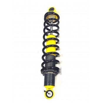 Усиленный амортизатор газовый однотрубный задний желтый 16ШС Stels Guepard /СТЕЛС Гепард 291500-103-0001 PLAZA AB 377.00.00-16Y