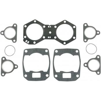 Комплект прокладок двигателя снегохода верхний Polaris 550 Indy /SuperSport /LXT /Voyager /IQ /Shift 3085666 /3090411 + 3085704 /3023392 + 3085619 + 3085714 /710286 /12-95007