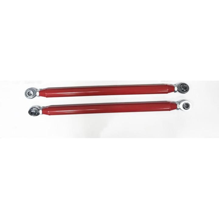 Комплект задних усиленных изогнутых верхних красных рычагов Polaris RZR XP 900 2011-2014 1542940-293 Rider LAB RAR103