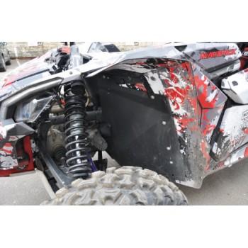 Защита колесных арок для Can-Am /BRP Maverick X3 MP0488