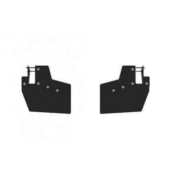 Брызговики задние для Can-Am /BRP Maverick X3 /UTV Z10 /ZFORCE 10 MP0546
