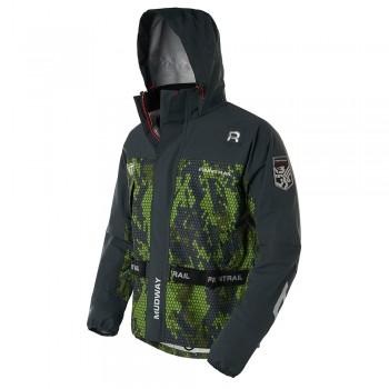 Куртка под вейдерсы зеленый камуфляж Finntrail Mudway 2000 CamoGreen FN-MYJ-CGN