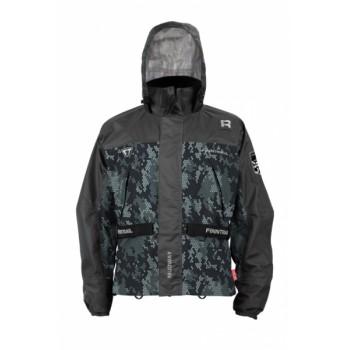 Куртка под вейдерсы серый камуфляж FINNTRAIL MUDWAY 2000 CAMOGREEN FN-MYJ-CGR