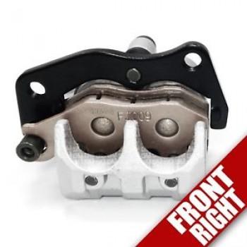 Суппорт тормозной передний правый Yamaha Rhino 700/660/450 3LD-2580T-01-00/5B4-2580U-00-00/5B4-2580U-01-00 BC104