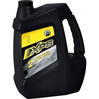 Масло в двигатель снегохода 2Т BRP XPS полусинтетика 4л 619590104 /293600101 /219700472