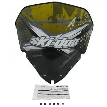 Стекло снегохода 46см Ski-Doo REV XU /REV XR 860200487