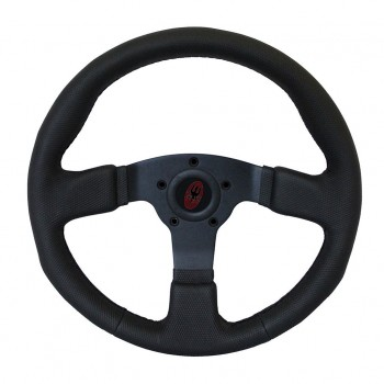 Руль с подогревом для Can-Am Commander 2011+ /Maverick 2013+ Symtec UTV HEATED STEERING WHEEL 210186 /179650 /40-41853